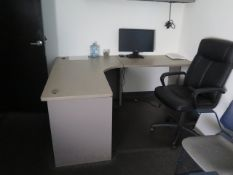 Office Furniture (NO PHONES) (SOLD AS-IS - NO WARRANTY)