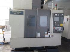 Dec/99 Mori Seiki SV-500/50 CNC VMC s/n 2176 w/ Mori Seiki MSC-501 Controls, SOLD AS IS