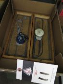 Fowler Digital Caliper Gage and Intertest Dial Caliper Gage (SOLD AS-IS - NO WARRANTY)