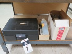 Electrochemical Etcher and Facsimile Casting Kit (SOLD AS-IS - NO WARRANTY)