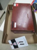 Gage Block Sets (2-Incomplete) (SOLD AS-IS - NO WARRANTY)