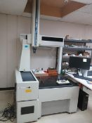 """Mitutoyo Bright-A707 """"Bright APEX"""" CMM s/n 1417910C w/ Renishaw PH9 Motorized Probe, SOLD AS IS"""