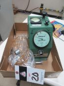 Federal Dimensionaire Air Bore Gage w/ Gage Sets (SOLD AS-IS - NO WARRANTY)