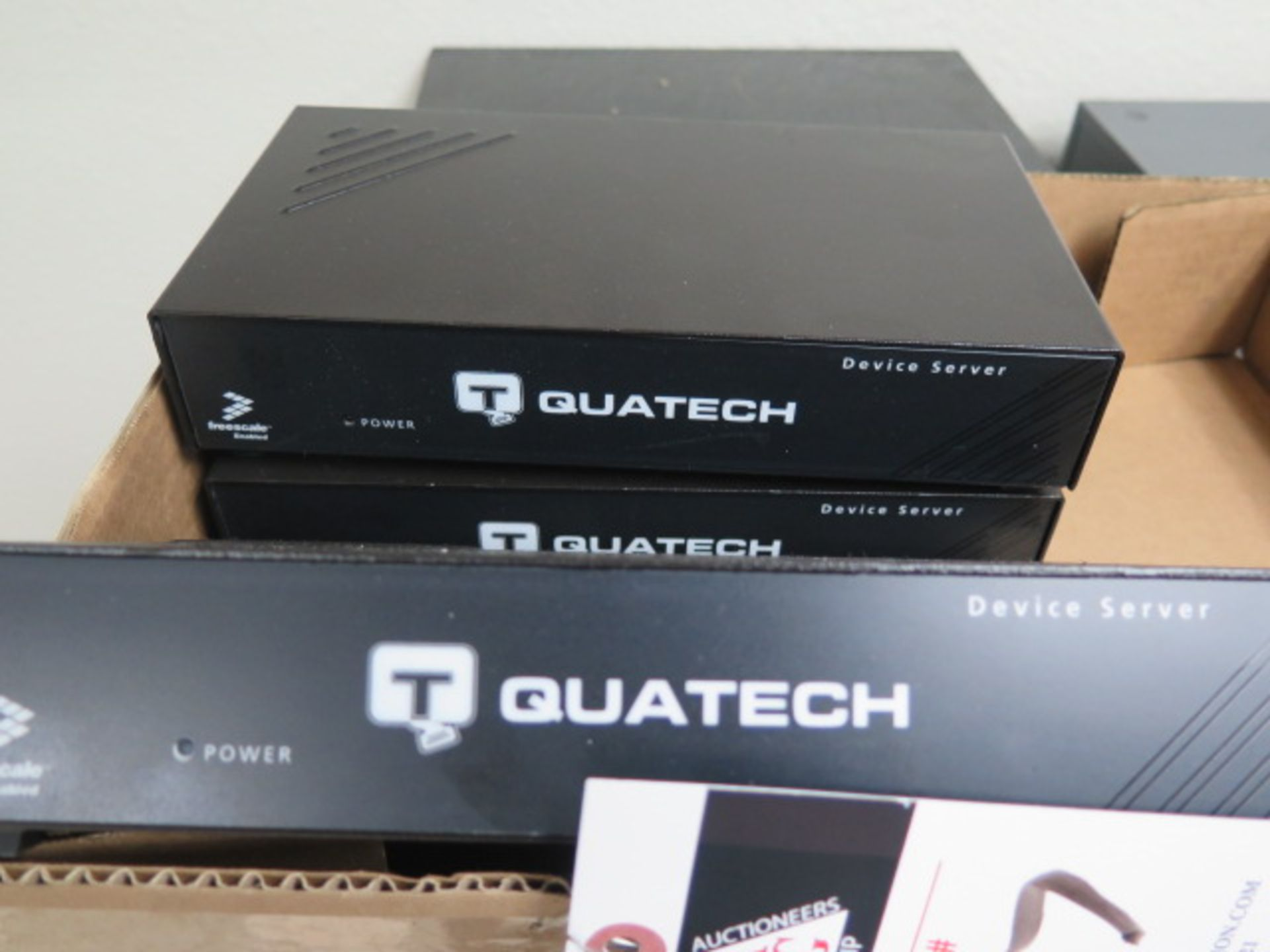 Quatech ESE-100D-SS G Device Servers (3) (SOLD AS-IS - NO WARRANTY) - Image 3 of 5
