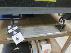 Custom Made Bench Center (SOLD AS-IS - NO WARRANTY)