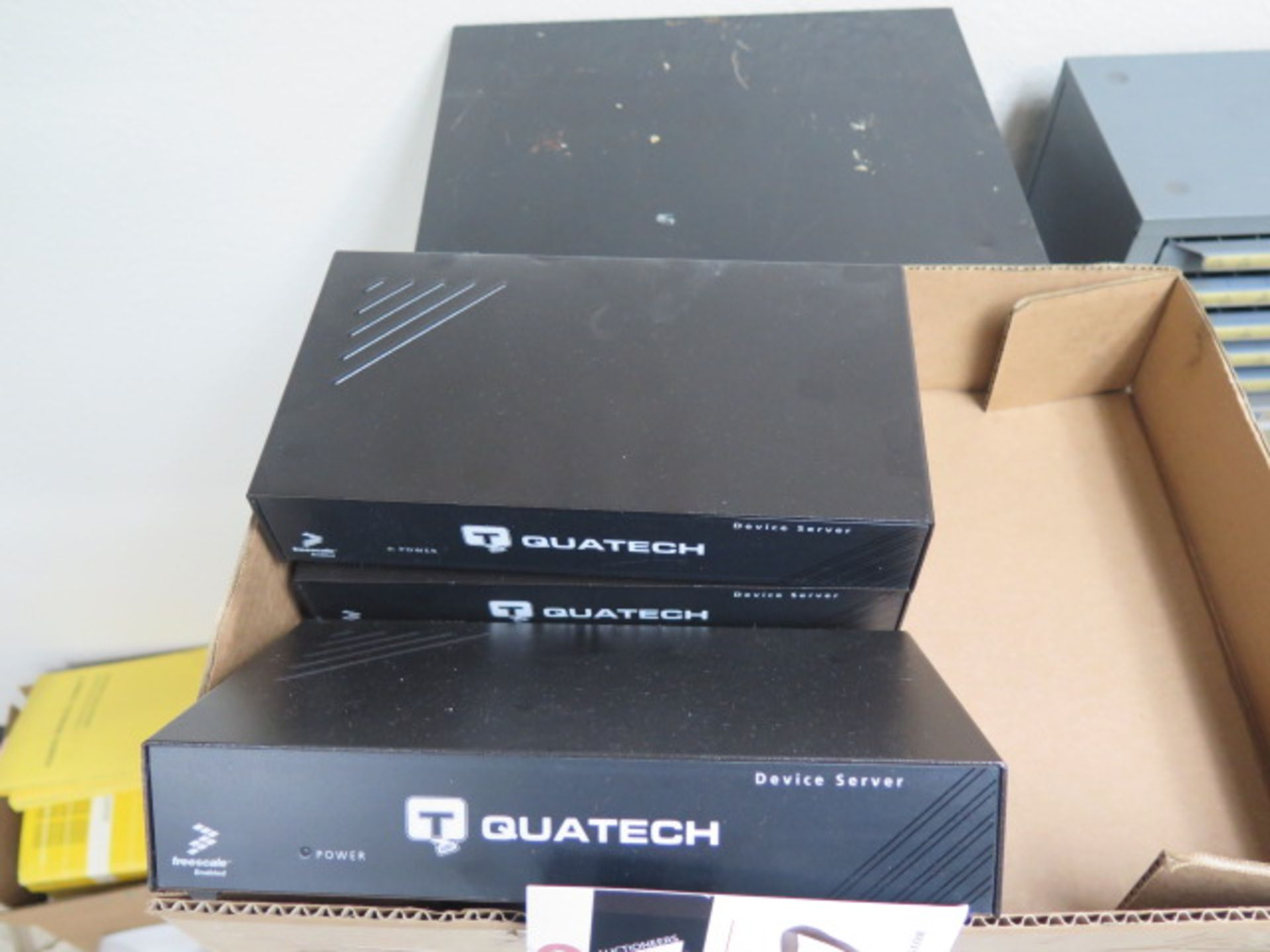 Quatech ESE-100D-SS G Device Servers (3) (SOLD AS-IS - NO WARRANTY) - Image 2 of 5