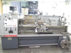 """Lagun Turnmaster 21"""" x 60"""" Geared Gap Bed Lathe w/ Anilam Wizard 211 Programmable DRO, SOLD AS IS"""