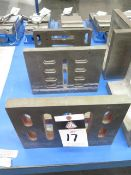 Angle Plates (3) (SOLD AS-IS - NO WARRANTY)