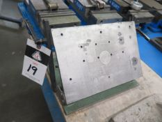 """8"""" x 12"""" Adjustable Angle Plate (SOLD AS-IS - NO WARRANTY)"""