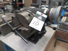 """Vertex 8"""" 3-Jaw Rotary Chuck (SOLD AS-IS - NO WARRANTY)"""