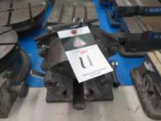 """Yuasa 6 1/2"""" 3-Jaw Indexing Chuck (SOLD AS-IS - NO WARRANTY)"""