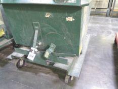 Jesco Dumping Hopper (SOLD AS-IS - NO WARRANTY)