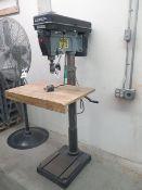 Delta Pedestal Drill Press (SOLD AS-IS - NO WARRANTY)