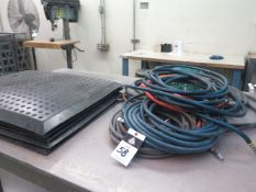 Air Hoses and Floor Mats (SOLD AS-IS - NO WARRANTY)