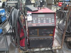 Lincoln Square Wave TIG 255 AC/DC Square Wave Welding Power Source w/ Lincoln Magnum Cooler (SOLD
