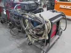 Lincoln Invertec V350-PRO Inverter Welder w/ Cart (SOLD AS-IS - NO WARRANTY)