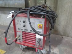 Nelson Series 4900 mdl. 100 Stud Welder w/ Gun (SOLD AS-IS - NO WARRANTY)