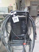 Hypertherm PowerMax 1000 Plasma Cutting Power Source w/ Cart (SOLD AS-IS - NO WARRANTY)