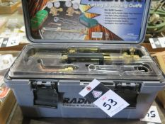 Radnor Welding Torch Set (SOLD AS-IS - NO WARRANTY)