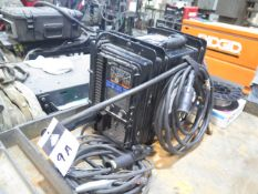 Miller Millermatic 200 CC-CV 110 Volt Portable Wire Welder w/ Welding Wire (SOLD AS-IS - NO