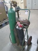 Welding Torch Cart w/ Acces (NO TANKS) (SOLD AS-IS - NO WARRANTY)