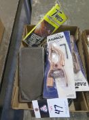 Welding Supplies (SOLD AS-IS - NO WARRANTY)