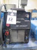 Miller XMT-350 CC-CV Arc Welding Power Source (SOLD AS-IS - NO WARRANTY)