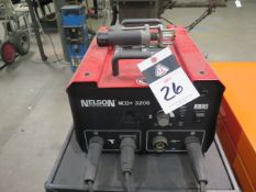 Nelson NCD+3200 Stud Welder w/ Gun (SOLD AS-IS - NO WARRANTY)