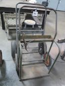 Welding Torch Carts (2) (SOLD AS-IS - NO WARRANTY)