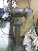 Import Pedestal Carbide Tool Grinder (SOLD AS-IS - NO WARRANTY)