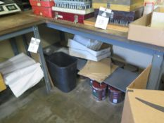 Tables (3) and Desk (SOLD AS-IS - NO WARRANTY)