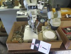 Microscopes (2) (SOLD AS-IS - NO WARRANTY)