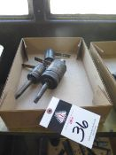 Tapmatic Tapping Heads (3) (SOLD AS-IS - NO WARRANTY)