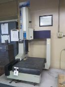 Brown & Sharpe MicroVal CMM Machine (NO COMPUTER) w/ Renishaw TP1s Probe Head, SOLD AS IS