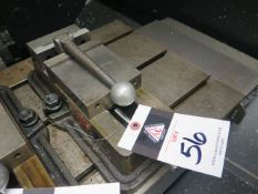 """4"""" Angle-Lock Vise (SOLD AS-IS - NO WARRANTY)"""