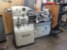 """Monarch 10""""EE 12 ½"""" x 20"""" Lathe w/ 3000 RPM, Inch Threading, Tailstock, Trava-Dial, SOLD AS IS"""