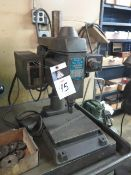 Yuasa Accu-Tap II ATS-004 Geared Head Tapping Machine s/n 117986 w/ Gears (SOLD AS-IS - NO