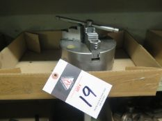 """6"""" 3-Jaw Chuck (Fits Monarch) (SOLD AS-IS - NO WARRANTY)"""