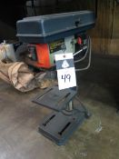 Table Model Drill Press (SOLD AS-IS - NO WARRANTY)