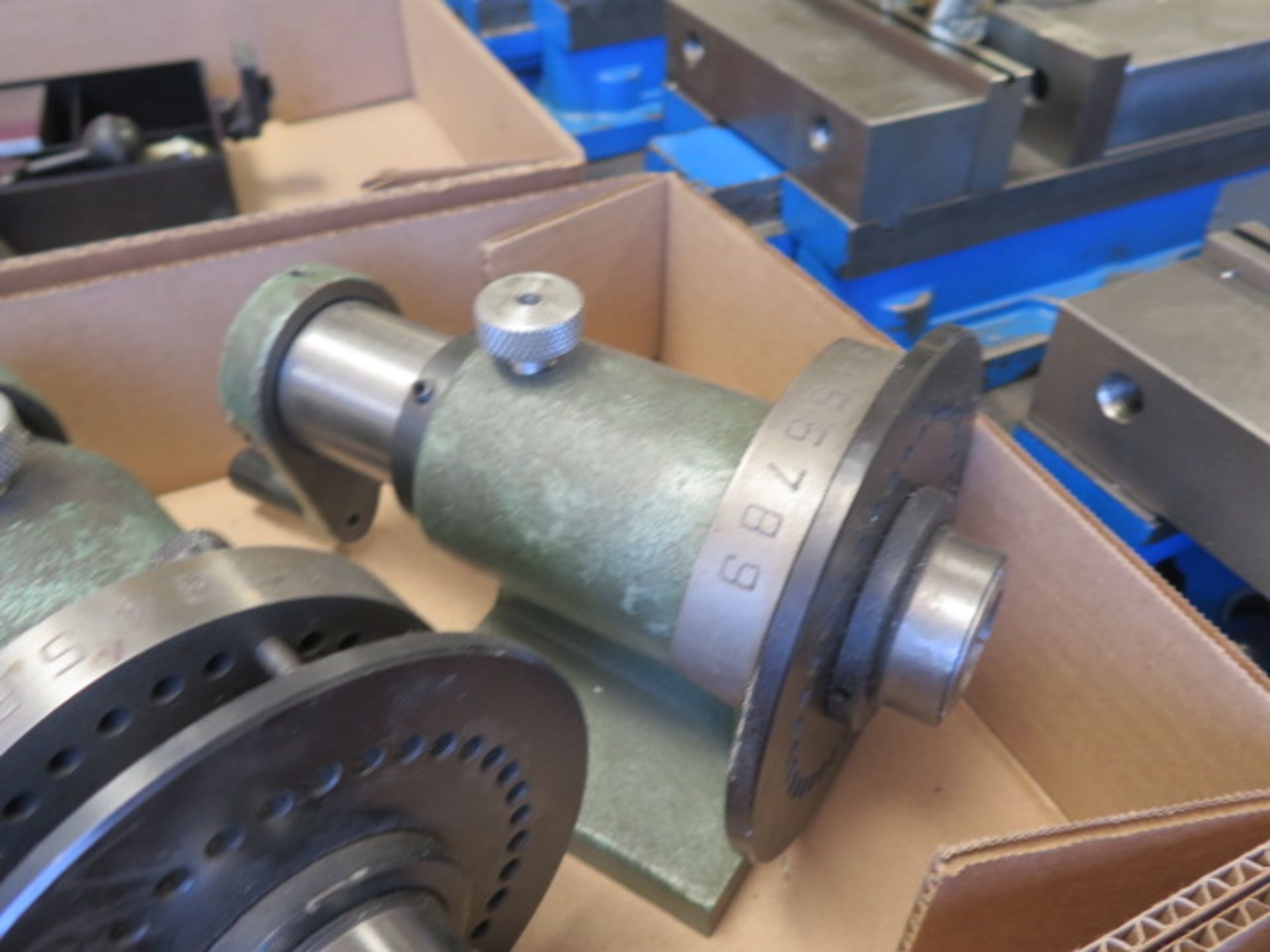 5C Spin Fixture and 5C Collet Closer (SOLD AS-IS - NO WARRANTY) - Image 3 of 5