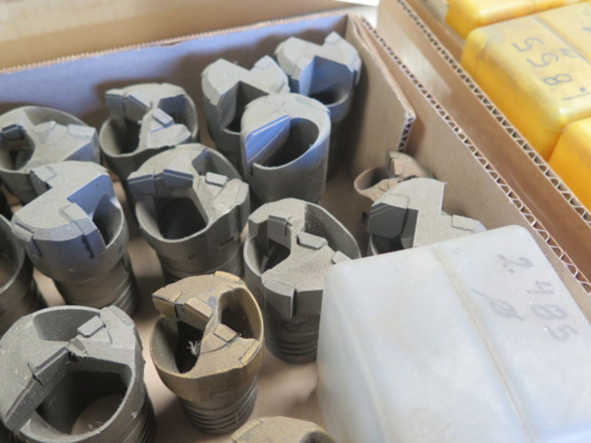 Braised Tipped Tube Drills (SOLD AS-IS - NO WARRANTY) - Image 5 of 7