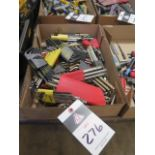 Allen Wrenches (SOLD AS-IS - NO WARRANTY)