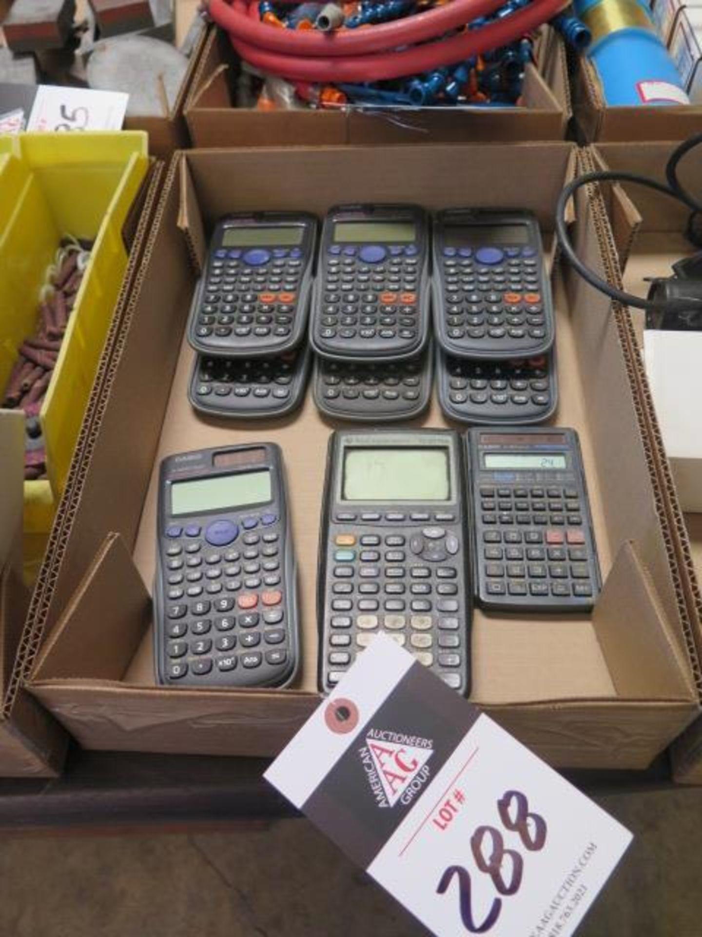 Calculators (SOLD AS-IS - NO WARRANTY)