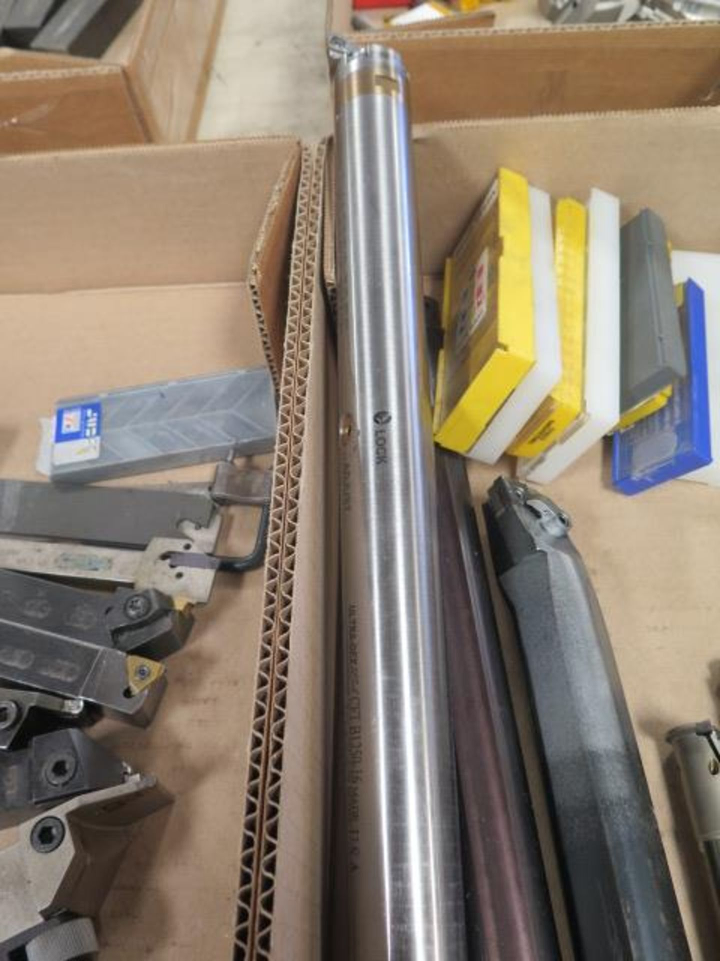 Insert Boring Bars (SOLD AS-IS - NO WARRANTY) - Image 3 of 7