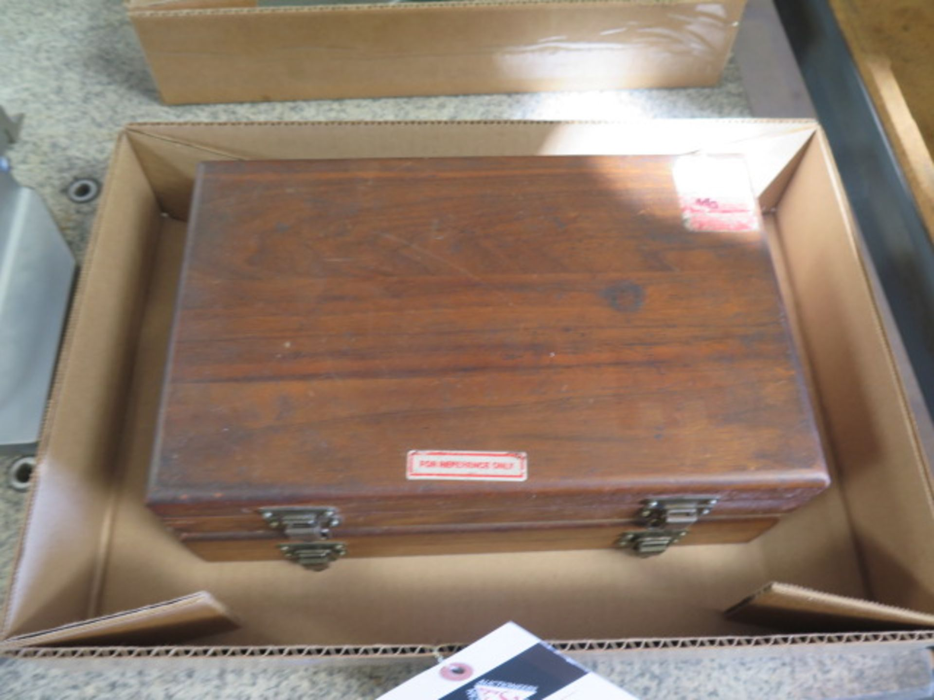 Gage Block Sets (2) (SOLD AS-IS - NO WARRANTY) - Image 2 of 4