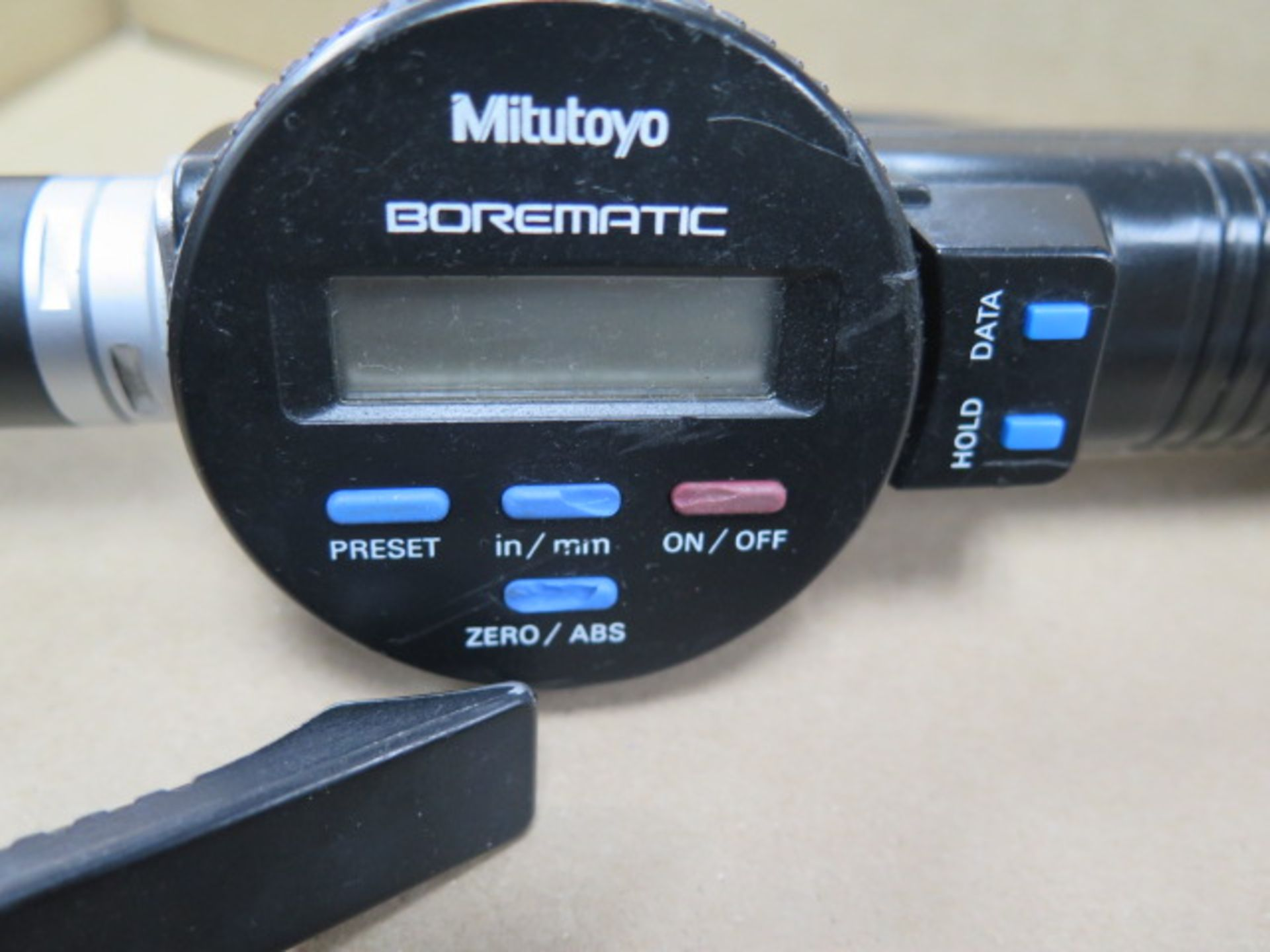 """Mitutoyo 1.6""""-2.0"""" and 1.2""""-1.6"""" Digital Bore Mics w/ Standards (SOLD AS-IS - NO WARRANTY) - Image 4 of 9"""