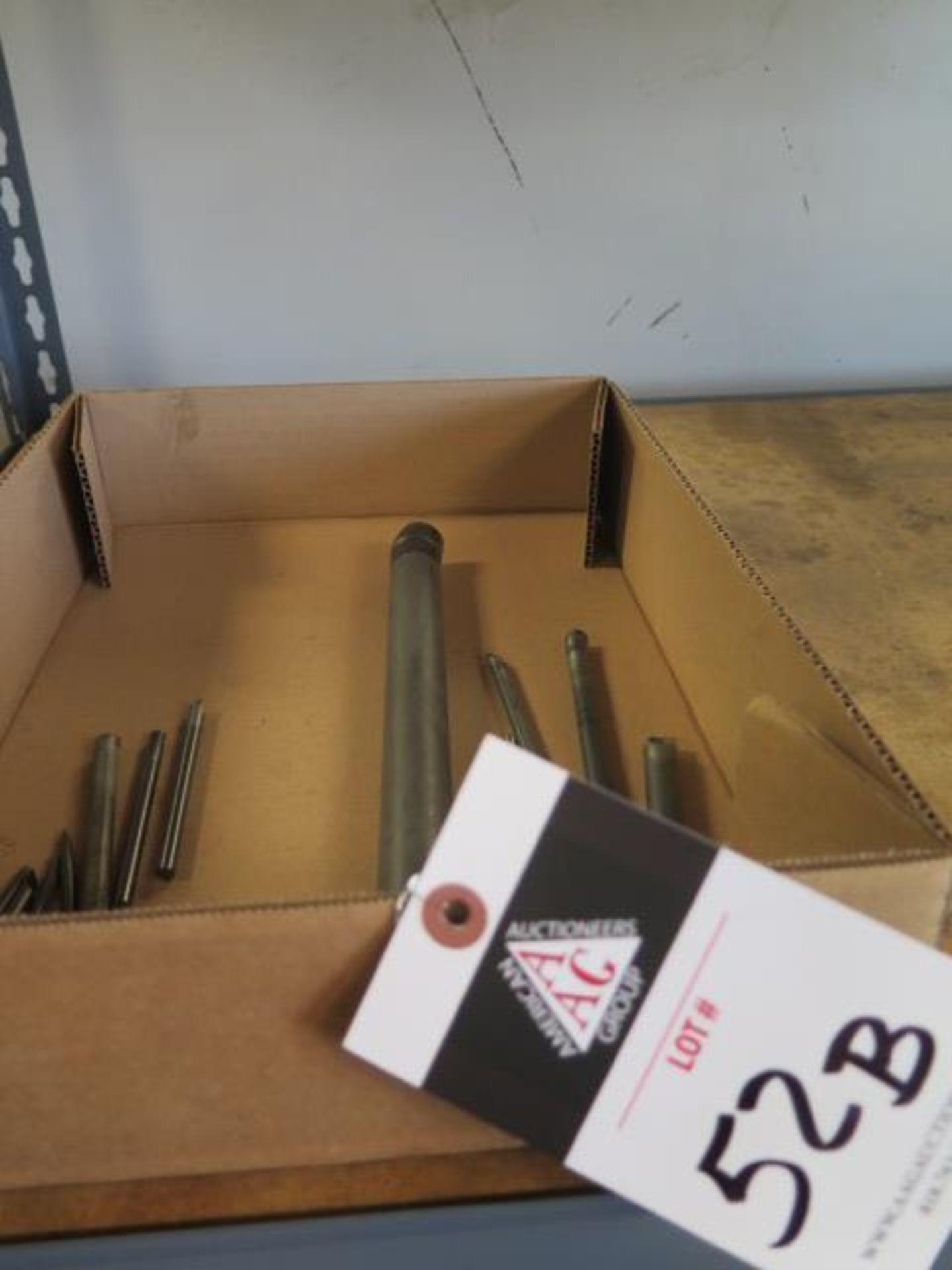 Carbide Shank Insert Boring Bars (SOLD AS-IS - NO WARRANTY)