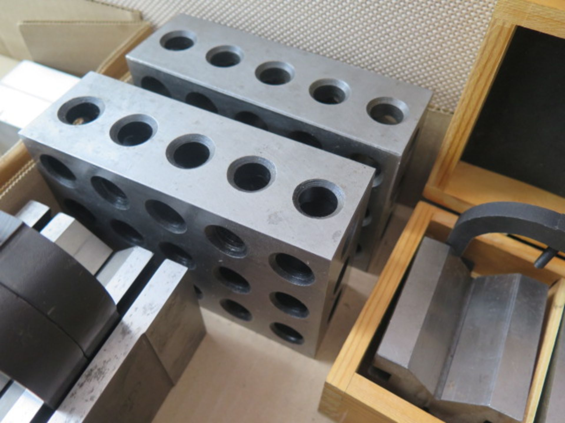 2-4-6 Blocks and V-Blocks (SOLD AS-IS - NO WARRANTY) - Image 3 of 7