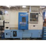 2004 Kia Super KIA Turn 15 CNC Turning Center s/n SKT150905 w/ Fanuc Series 0i-TB Contrs, SOLD AS IS