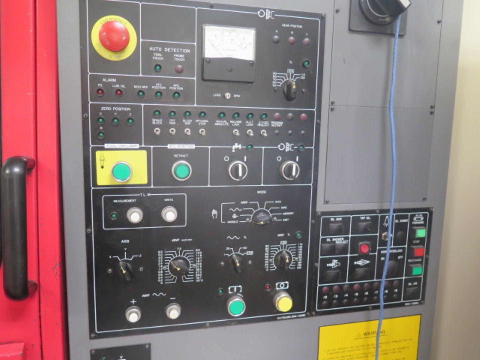 1992 Matsuura MC-450H-30-PC II 10-Pallet CNC Horizontal Machining Center s/n 910609609, SOLD AS IS - Image 7 of 23